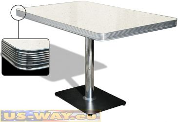 Bel Air Set Dinerb�nke mit Tisch HW-120set