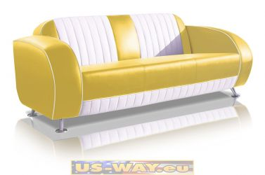 Bel Air Classic Casual Dining Sofa SF-02-CB-G63