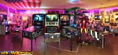 Virtual Pinball Flipper