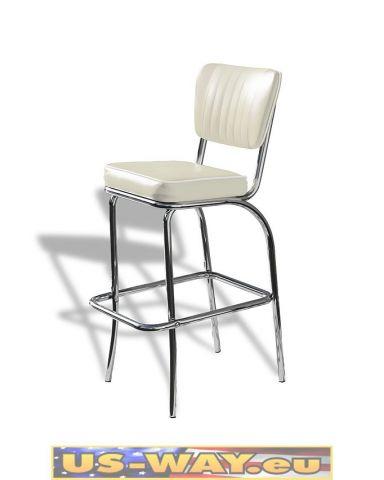 reproduktion amerikanischer dinerbarhocker fach. Black Bedroom Furniture Sets. Home Design Ideas