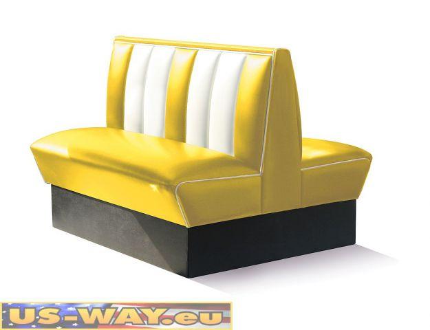 Reproduktion amerikanischer dinerb nke fach versandhandel us way e k - Yellow mobel katalog ...