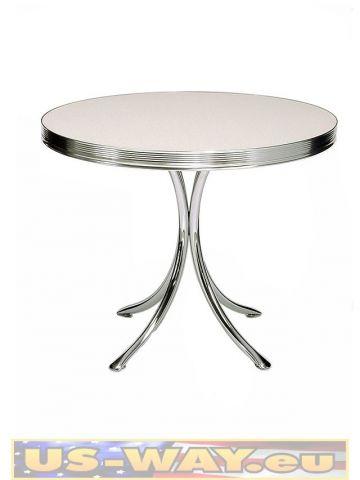Bel Air Set 2 Stühle Und 1 Tisch D CO27