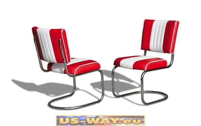 reproduktion amerikanischer dinerst hle fach versandhandel us way e k. Black Bedroom Furniture Sets. Home Design Ideas